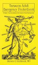 Tarascon Adult Emergency Pocketbook, Rothrock, Dr. Steven G., Acceptable Book