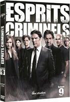 Esprits criminels - Saison 9 // DVD NEUF
