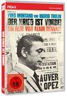Der Krieg ist vorbei * DVD Literaturverfilmung mit Yves Montand * Pidax Neu