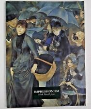 Impressionism by Mark Powell-Jones 1994 Soft Cover Art Book Border Press