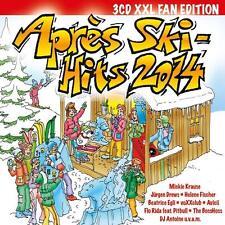Various - Apres Ski Hits 2014 - 3CD XXL Fan Edition - CD