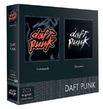 Daft Punk - Homework/Discovery [New CD] Italy - Import