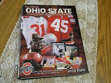 2002 The Official OHIO STATE Football Encyclopedia by JACK PARK-  Like New