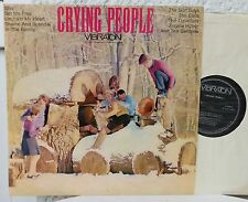 CRYING PEOPLE - Same    Vibraton LP