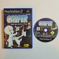 Casper and The Ghostly Trio Sony PlayStation 2 PS2 200 3+ free uk postage
