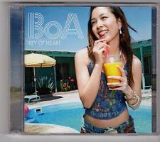 (GL490) BoA, Key Of Heart - 2006 CD + DVD