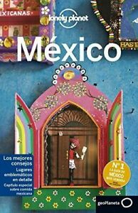 Lonely Planet Mexico by John Noble