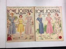 1950 & 1951 AUSTRALIAN HOME JOURNAL - G14