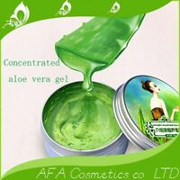 Hot Aloe Vera Gel 100% Pure Natural Organic Skin Care Face Body 6x Concentrated