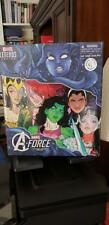 NEW Marvel Legends A-Force Heroines SDCC TRU EXCLUSIVE BOX (BOX ONLY) NO Figures