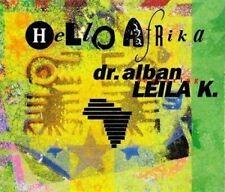 Dr. Alban Hello Afrika (1990, feat. Leila K.) [Maxi-CD]