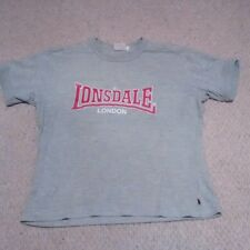 ladies original Lonsdale T-shirt