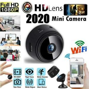 1080P Mini Wireless Wifi IP Spy Hidden Camera Home Security Cam Night Vision
