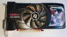 PowerColor Radeon HD6850 1GB GDDR5 AX6850 Card