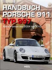 Handbuch Porsche 911 Typ 997 von Adrian Streather (2017, Taschenbuch)