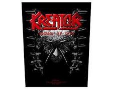 KREATOR enemy of god GIANT BACK PATCH - 36 x 29 cm