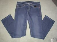 Daisy Fuentes Women's Stretch Dark Blue Jeans SIZES! NWT A New Spin