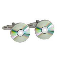 Brillante CD Gemelos Regalo en Caja DVD Video Almacenaje Digital Disco Nuevo