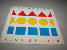 The Police King of Pain / Someone To Talk To 45 NM 1983