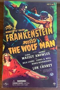"""FRANKENSTEIN Meets the Wolfman Sideshow 12"""" Figure Bela Lugosi As The Monster"""