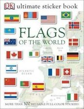 Ultimate Sticker Bks.: Flags of the World by Dorling Kindersley Publishing Staff