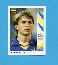 PANINI-GERMANY 2006-Figurina n.560- ROTAN - UCRAINA -NEW BLACK