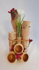 Oryginalny wazon dekoracyjny-rękodzieło; Original dekorative Vase-Kunsthandwerk