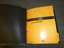 John Deere 310 Backhoe Loader Parts Catalog Manual Pc1226