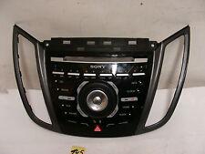 145 Ford C-MAX II  2010-2015 Bedienelement  Radio Navi AM5T18K811NA