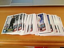 English Premier League 2012-13.  Match Attax  choose any 4 from the list for 99p