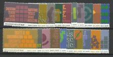 Belgique:  3111/30** zegels uit blok 99. Reis rond de wereld in 80 zegels,deel 4