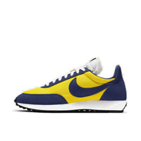 Men's Nike Air Tailwind 79 Casual Shoes Speed Yellow/White/Habanero Red/Midnight