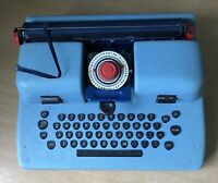 Vintage Marx Toys Typewriter In Box