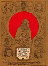 Big Brother & The Holding Company Fd072 Family Dog Avalon 1967 Postcard Joplin