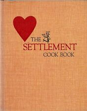 1976 The Settlement Cookbook Old Family Favorite Recipes