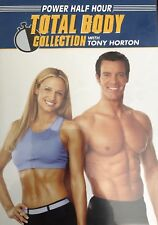 New Tony Horton Power Half Hour Total Body Collection Dvd, 30 Day Power Tracker
