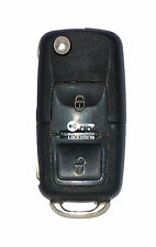 Vw Volkswagen Golf Passat Polo Jetta 2 botón remoto Flip clave hl0 1j0 959 753 Ct