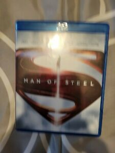 Man of Steel Blu Ray/DVD Combo
