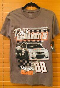Nascar Dale Earnhardt Jr Guard 88 Grey T-shirt Hendrick Motorsports Darlington