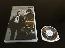 CASINO ROYALE 007 UMD VIDEO SONY PSP