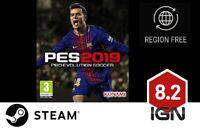 Pro Evolution Soccer (PES) 2019 [PC] Steam Download Key - FAST DELIVERY