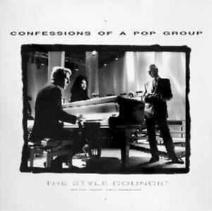 THE STYLE COUNCIL confessions of a pop group (CD, album, remastered) very good