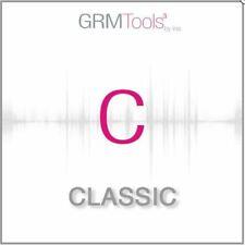 INA-GRM GRM Tools Classic 3, Bundle of 8 plugins, Genuine License, Unregistered
