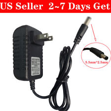 AC Adapter Charger 15V 1A 1000mA 800mA 600mA 500mA 300mA 5.5mm x 2.1mm New