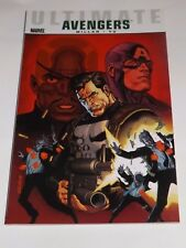 MARVEL COMICS ULTIMATE AVENGERS Crime and Punishment TPB GRAPHIC NOVEL