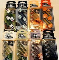 ~PACK OF 4~ Yankee Candle Car Vent Stick ***AIR FRESHENERS***U Choose Scent