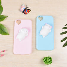 Squishy 3D Soft Silicone Cat Panda TPU Phone Case Cover for iPhone 7 6s 6 plus G