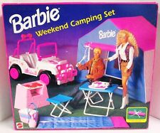 Barbie Weekend Camping Set