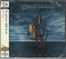 GREAT WHITE-HOOKED-JAPAN SHM-CD BONUS TRACK D50