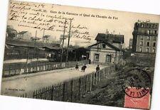 CPA Gare de la Garenne - Quai du Chemin de Fer (211298)
